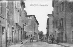 Lambesc Grande Rue - Lambesc
