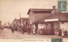 Facture Le Bourg - Bourg