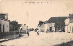 Rebrechien Route De Neuville - Rebréchien