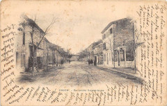 Orgon Faubourg Sainte Anne (dos non divisé) - Orgon