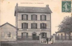 Courtomer La Gendarmerie - Courtomer