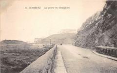 Biarritz La Pointe Du Semaphore (dos non divisé) - Biarritz