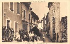 Escoussens Place De L'Eglise - Escoussens