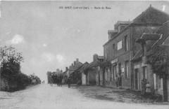 Danze Route Du Mans - Danzé