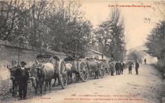 Bourg Madame Charroi De Minerai Le Controle A La Douane Francaise (attela - Bourg-Madame