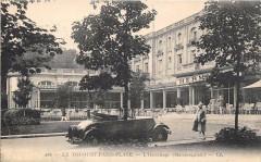 Le Touquet Paris Plage L´HERMITAGE (cliché rare - Le Touquet-Paris-Plage