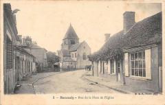 Sennely Rue De La Place De L'Eglise - Sennely