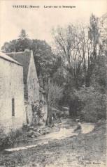 Verneuil Lavoir Sur La Semoigne - Verneuil