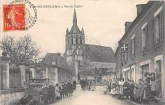 Sainte Solange Rue De L'Eglise - Sainte-Solange