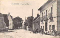 Bellefond Place De L'Eglise (pas courante - Bellefond