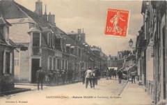 Sancoins Maison Dujon Et Faubourg De Nevers - Sancoins