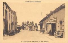 Pailhes Entree Carrefour Du Mas D'Azil - Pailhès