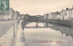 La Rochelle Lecanal Maubec (cliché pas courant - Courant