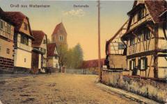 Orub Aus Waltenheim Dorfstasse - Altenheim