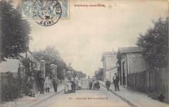 Fontenay Sous Bois Rue Des Moulins Haut - Fontenay-sous-Bois