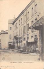 Villeneuve De Berg Ardeche Rue Du Chaval Blanc (Cafe - Villeneuve-de-Berg