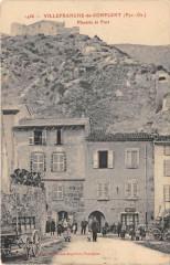 Villefranche De Conflent Placette Et Fort - Villefranche-de-Conflent