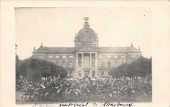 Carte Photo Strasbourg Situee Palais Imperial De Strasbourg - Strasbourg