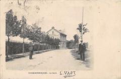 Fauquembergues La Gare - Fauquembergues