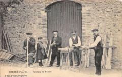 Sorede Fabrique Des Fouets (Cpa Vieux Metier Superbe - Sorède