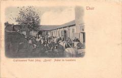Thuir Etablissement Violet Freres Byrrh Atelier De Tonnellerie (dos non d - Thuir