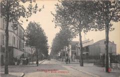 Fontenay Sous Bois Route Strategique - Fontenay-sous-Bois