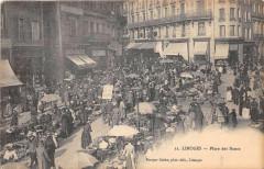 Limoges Place Des Bancs - Limoges