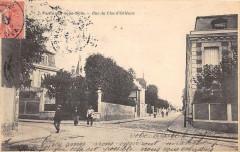 Fontenay Sous Bois Rue Du Clos D'Orleans (dos non divisé) - Fontenay-sous-Bois