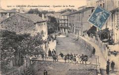 Cerbere Quartier De La Poste - Cerbère