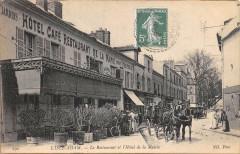 L'Isle Adam Le Restaurant Et L'Hotel De La Mairie - L'Isle-Adam