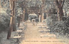 Gournay Sur Marne Restaurant Emile Terrasses Et Bosquets - Gournay-sur-Marne