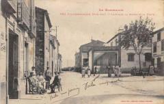 Villemolaque La Place La Mairie Et La Poste - Villemolaque