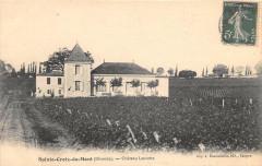 Sainte Croix Du Mont Chateau Laurette - Sainte-Croix-du-Mont