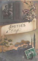 Amities D'Ortaffa (Avec Le Train - Ortaffa