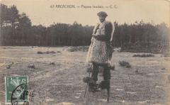 Arcachon Paysan Landais (cliché horizontal - Arcachon