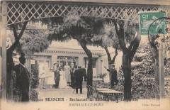 Joinville Le Pont Maison Brancier Restaurant Du Rocher - Joinville-le-Pont