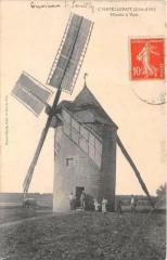 Chatellenot Moulin A Vent - Châtellenot