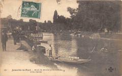 Joinville Le Pont Bord De Marne Pittoresque L'Ile Fanac - Joinville-le-Pont