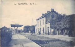 Vezelise La Gare - Vézelise