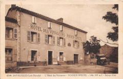 Javaugues L'Hotel Des Voyageurs Rodier Specel - Javaugues