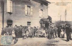Joeuf Automobile Faisant Le Service De Moyeuvre A Homecourt Visite A La D - Joeuf