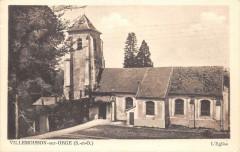 Villemoisson Sur Orge L'Eglise - Villemoisson-sur-Orge