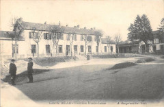 Gare De Delle Frontiere - Delle