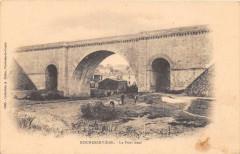 Rocheserviere Le Pont Neuf (dos non divisé) - Rocheservière