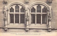Strasbourg Les Statues Des 3 Empereurs Decapites - Strasbourg