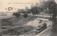 Agen Pont Canal Et Ligne Du Midi De Bordeaux A Cette (Train - Agen