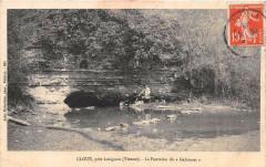 Cloue La Fontaine Du Gabouret - Cloué