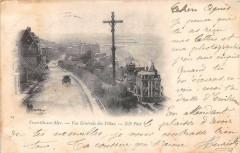 Trouville Sur Mer Vue Generale Des Villas (dos non divisé) - Trouville-sur-Mer