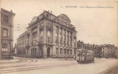 Mulhouse Caisse Epargne Fg Belfort - Mulhouse