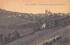 Rodez Vue Generale Du Quartier St Cyrice - Rodez